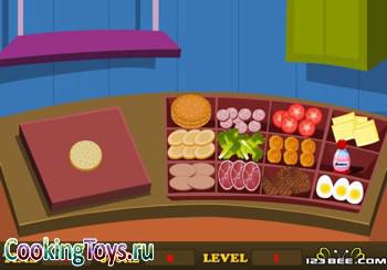 Игры для девочек готовить еду с рецептами