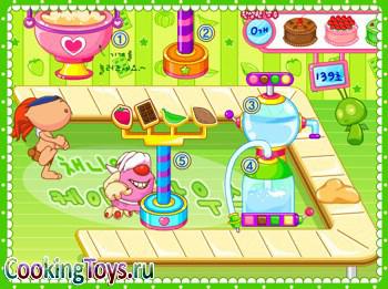 Игры тортики для девочек онлайн о